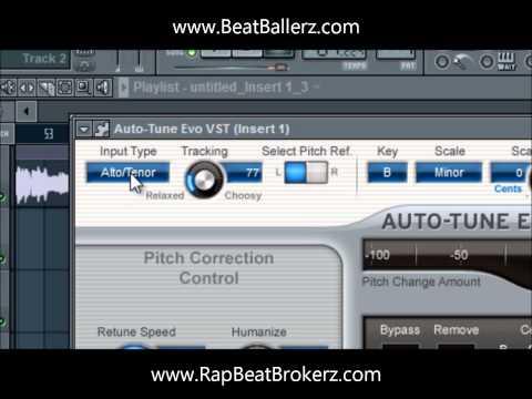 Beat Brokerz Presents- AutoTune Tutorial in FL Studio by Mr FLamez