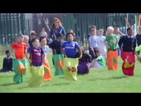 Scoil Bhríde BNS Sports Day 2016