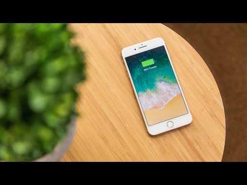 Top 5 iPhone X and iPhone 8 Qi Wireless Chargers