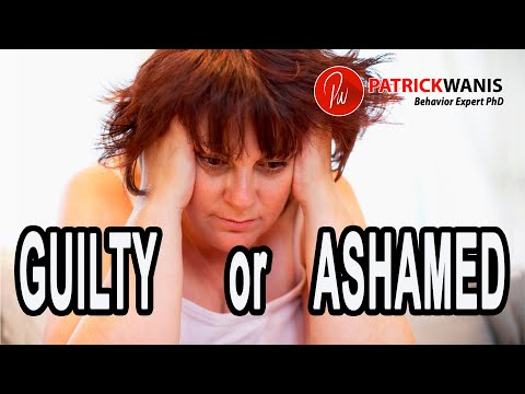 Are You Guilty  Or Ashamed? How to Overcome Guilt & Shame