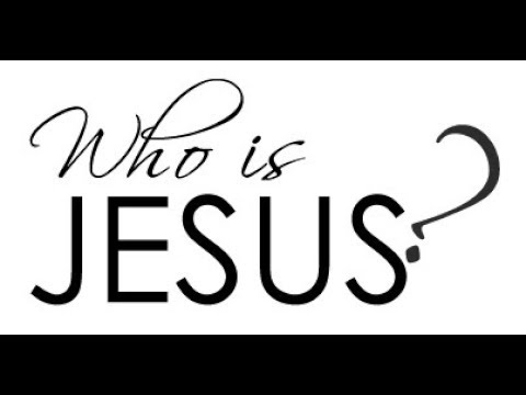 WHO IS JESUS TO ME? (PLEASE SHARE)