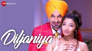 Diljaniya - Official Music Video | Anusha Jain | Kuldeep Singh & Jasleen Kaur | Laddi Gill