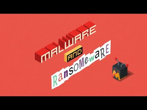 Business Crime - Malware & Ransomware