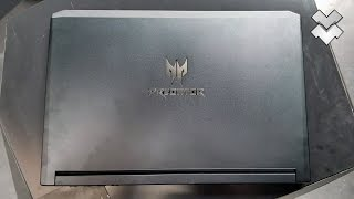 Acer Predator Triton 700 & Helios 300 Hands On: Thin and Powerful Gaming Laptops!