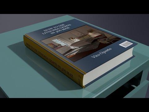 3DSMAX Book Modeling - Hard Back Cover