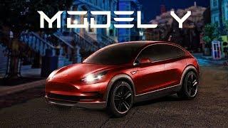 Tesla Model Y: Musk