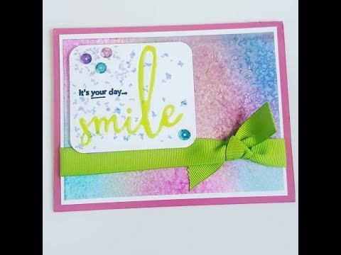 Birthday card from Kateri Burnett