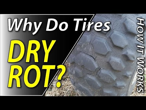 Why Do Tires Dry Rot? | Fix Your Dirt Bike.com