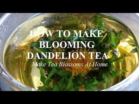 How to Make Blooming Tea Balls at Home 🌸  Teabloom