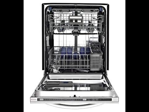 Kitchen Aid dishwasher rack roller repair
