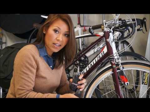 How to Inflate a Presta Valve Bicycle Tire
