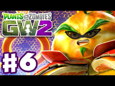 Plants vs. Zombies: Garden Warfare 2 - Gameplay Part 6 - Citron Quests! (PC)