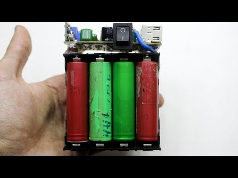 How to make Super Powerful Power Bank (part 2)