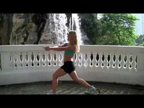 How to get the best Summer Legs and Butt Workout