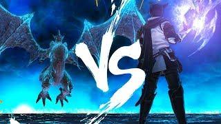 Larryzaur vs Ultimate Bahamut | FFXIV - PakVim net HD Vdieos Portal
