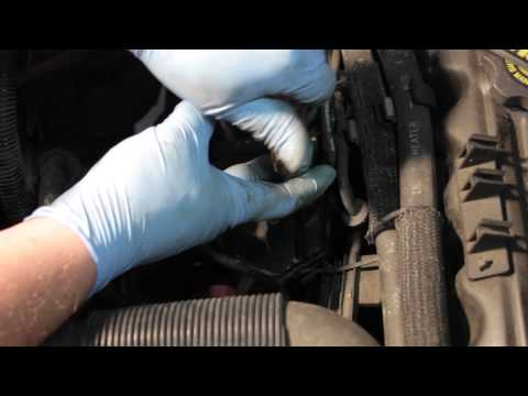 Jeep Cherokee Ignition Rotor Replacement