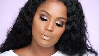 Dramatic Fall Makeup Tutorial   Maybelline x Shayla