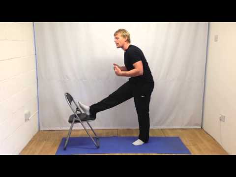 Hamstring stretches to help lower back pain