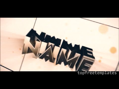 (Best) Top 10 UNIQUE Intro Template 2015 #16 - Blender, After Effects & Cinema 4D + FREE Download