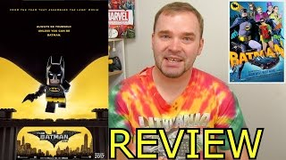 The Lego Batman Movie Review by WAK Review