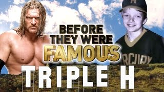 TRIPLE H - Before They Were Famous - Paul Michael Levesque