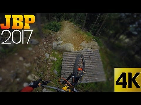 POV Järvsö Bike Park (4k) 2017 | Making Mountainbike Memories #1