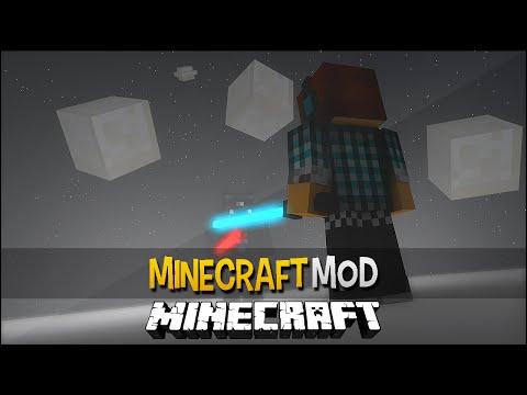 Minecraft Mod: Sabre de Luz !! ( Use o Poder da Força) - Advanced Lightsabers Mod