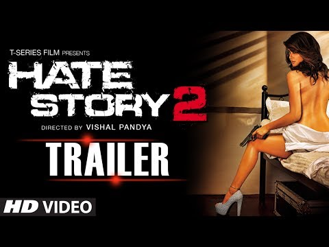 Hate Story 2 movie trailer
