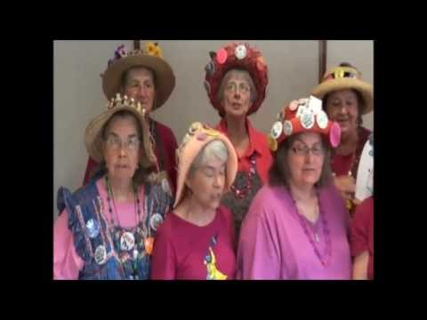 We Rage for Women's Lives! North Carolina's Raging Grannies