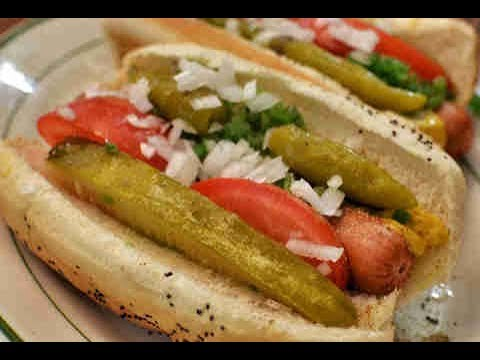Classic Chicago Hot Dog | EASY TO LEARN | QUICK RECIPES