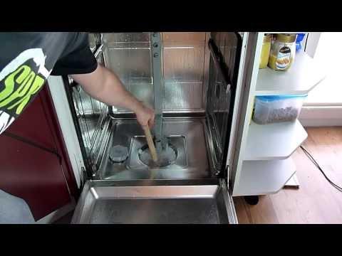 Siemens Spulmaschine Geschirrspuler Reparieren Howto