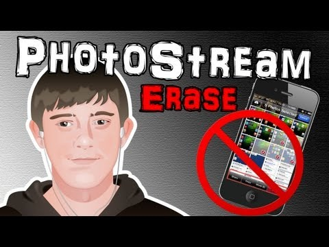 How To Erase Photos From Photostream - IOS 5 - iCloud