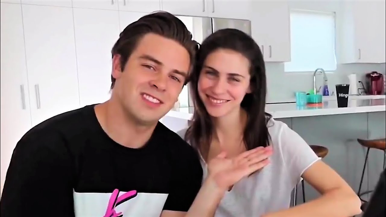 a giant compilation video of cody ko and kelsey kreppel moments