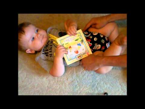 Poopsie Doodles One-Size Fitted Diaper - Review & Demo