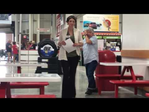 Costco fires employee in public