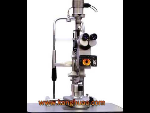Professional Ophthalmology Equipment Chinese Slit Lamp For