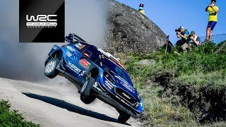 WRC - Vodafone Rally de Portugal 2019: Highlights Stages 8-10
