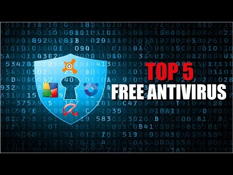 Top 5 Best Free Antivirus