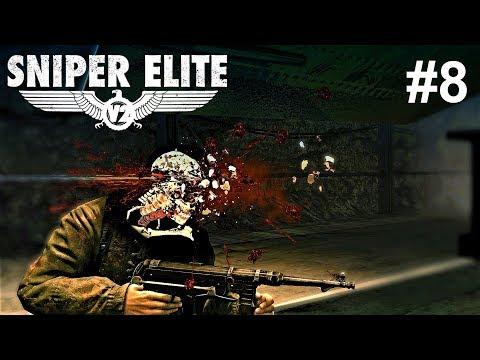Sniper Elite v2 (co-op campaign) - Kreuzberg HQ