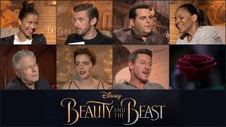 Sit Down With the Stars: Beauty and the Beast  – Regal Cinemas & Matthew Hoffman [HD]