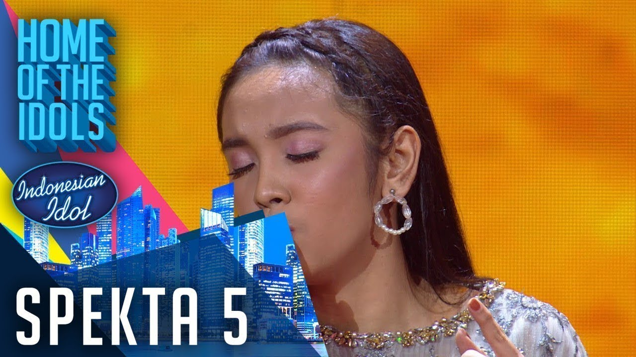 Download LYODRA - IT'S ALL COMING BACK TO ME NOW - SPEKTA SHOW TOP 11 - Indonesian Idol 2020 MP3 Gratis