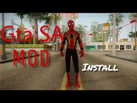 How to download MOD in GTA San Andreas   GTA SA   Techno Buzzer
