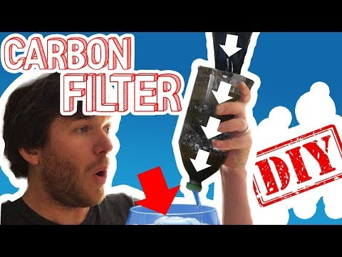 Easy & Cheap Water Filter!!
