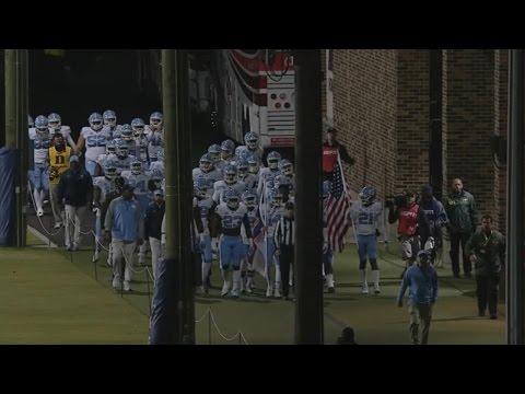 UNC Football: Heels Fall at Duke, 28-27