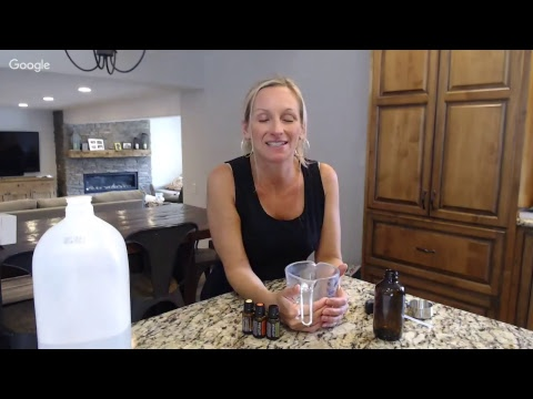 DIY All Purpose Cleaner with doTERRA