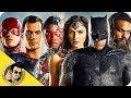 JUSTICE LEAGUE WTF Happened To This Movie 2017 DC Superhero Film