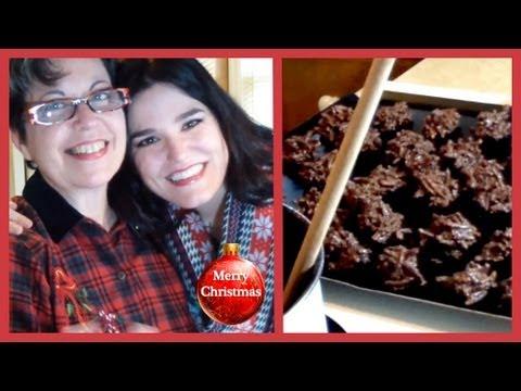 Sweet Treats : Haystacks Easy Dessert Recipe!