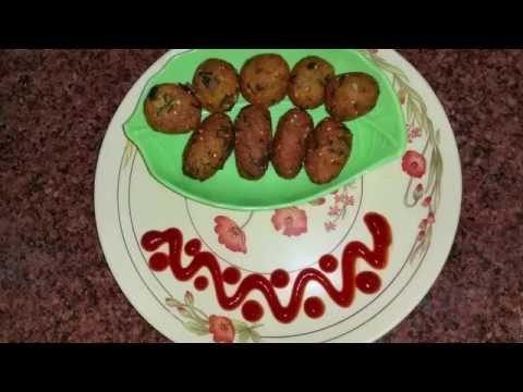 how to make indian rice balls   Rice Balls Recipe   Homemade Rice Balls Recipe by Vaishali