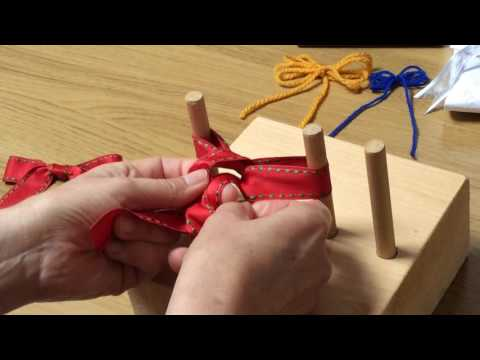 Easy Bow Making