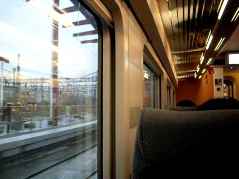 Madrid para  Málaga en Tren..AVI